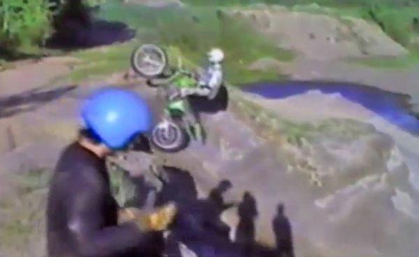 Compilation of two wheel fails