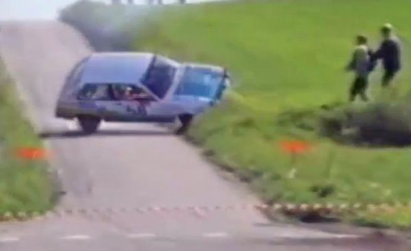 Collection of fails behind the wheel
