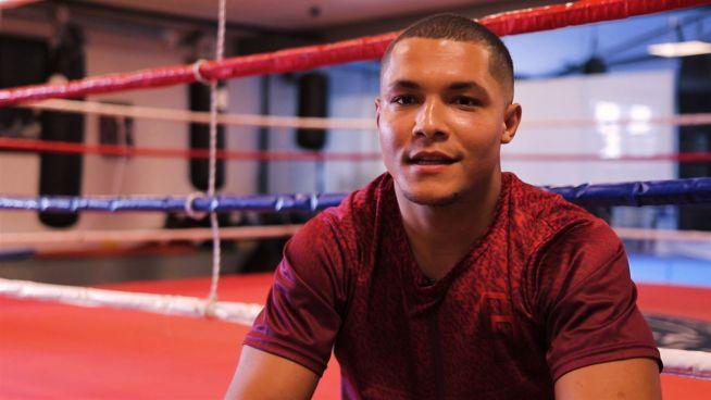 The Next Olympian: Boxer Kilat