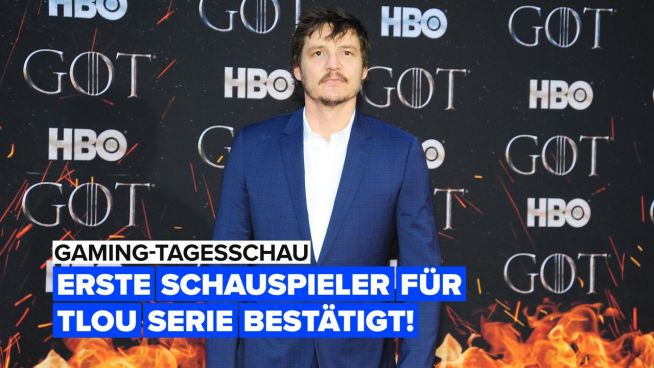 Pedro Pascal spielt Joel in der 'The Last of Us' Serie