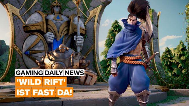 Die Beta-Version von 'Wild Rift' hat ein Veröffentlichungsdatum