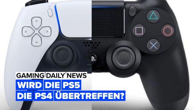 PS5 würde PS4 bei den Verkäufen schlagen, so Jim Ryan