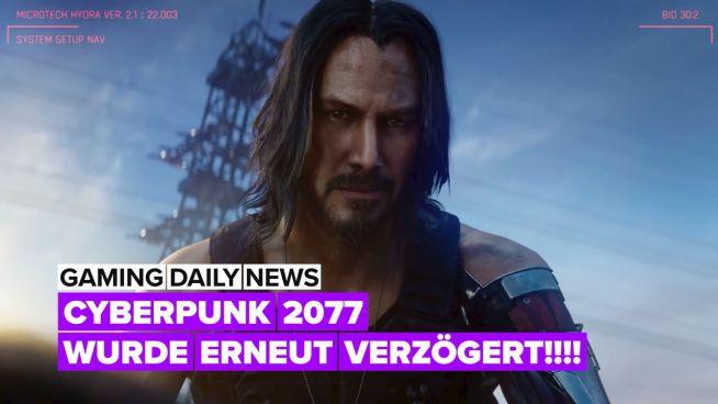 Cyberpunk 2077 wurde erneut verzögert!