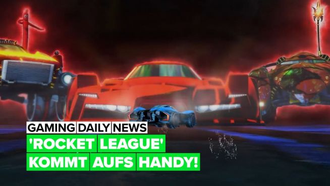 """Rocket League"" kommt aufs Handy"