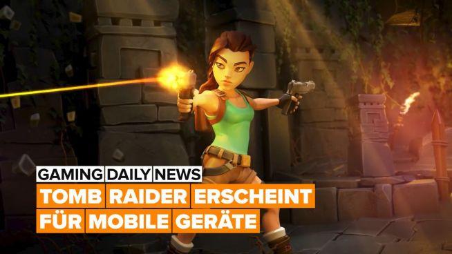 Lara Croft ist zurück mit Tomb Raider Reloaded