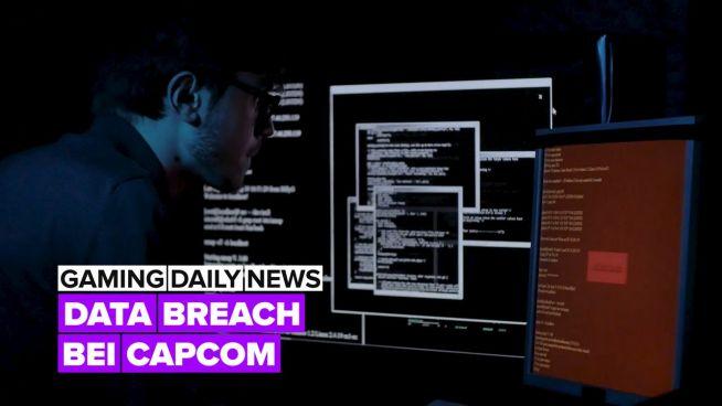 Capcom bestätigt Cyberangriff