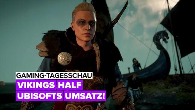 """Ubisoft hat dank """"Assassin's Creed Valhalla"""" das beste Quartal aller Zeiten"""