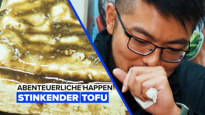 Abenteuerlicher Happen: Stinkender Tofu