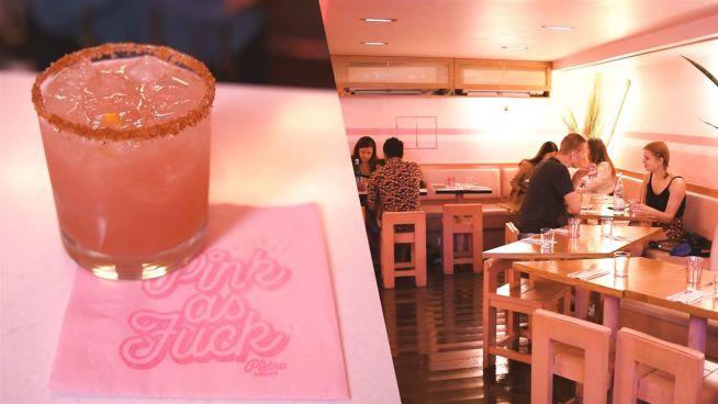 Insta Restaurant: Hier ist alles pink