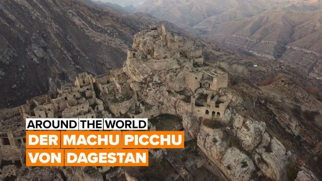 Around the world: Der Machu Picchu von Dagestan