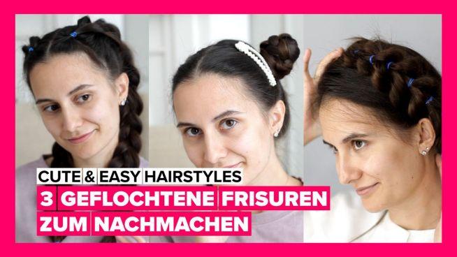 Verspielte Frisuren