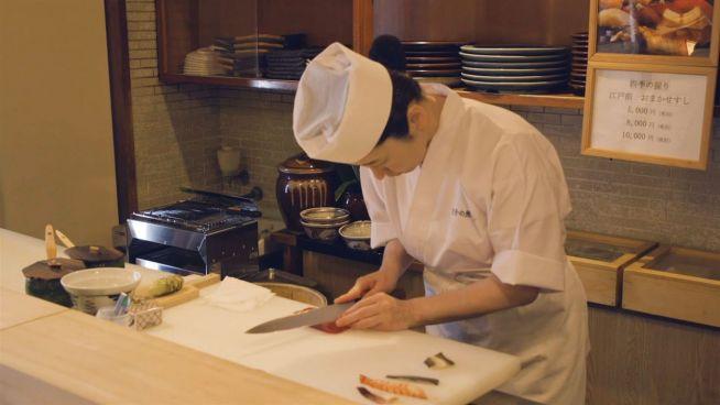 Mein Traumjob: Die Sushi-Köchin
