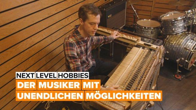 Next level hobbies: ein selbstgemachter Musiker