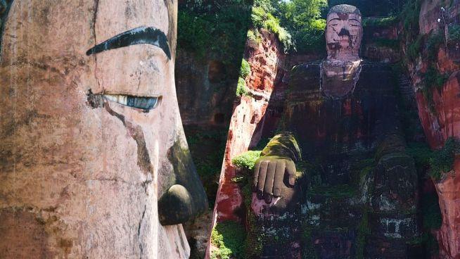 Das ist die größte Buddha-Statue der Welt