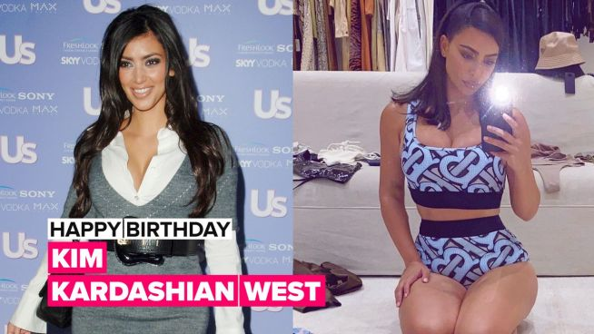 Happy Birthday, Kim Kardashian West