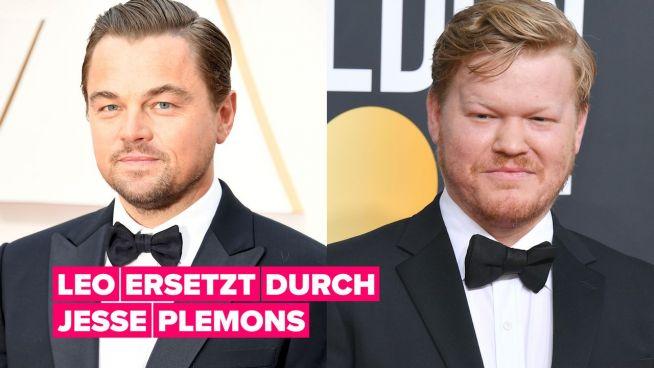Wurde Leo DiCaprio aus Scorseses Film degradiert?