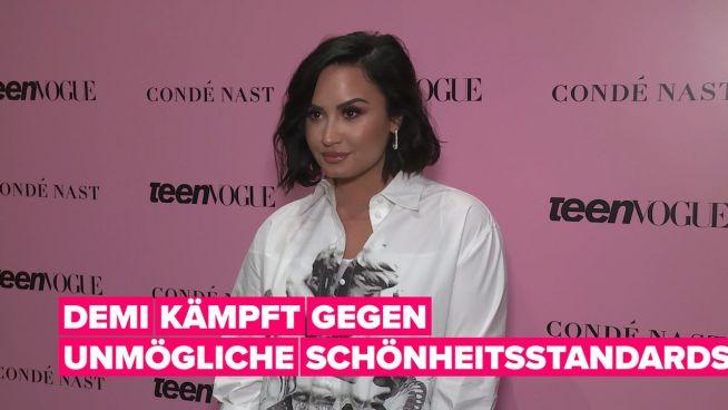 Demi Lovato hat nichts gegen Fankunst, aber sie zieht die Grenze zu diesem neuen Trend