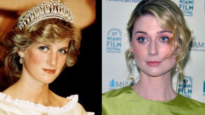 Sie spielt Prinzessin Diana in der Netflix-Serie 'The Crown'