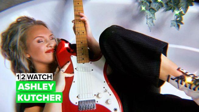 Ashley Kutchers Musik ist ein (noch) gut gehütetes Geheimnis