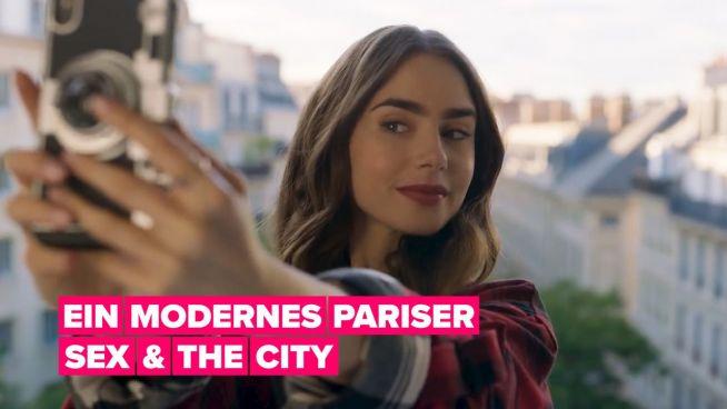 5 Einblicke in die neue Netflix-Serie 'Emily in Paris'