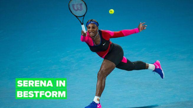 Serena Williams trifft zum ersten Mal seit den US Open 2018 auf Naomi Osaka
