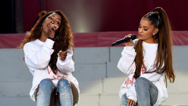 Ariana Grande's Sidekick 'Victoria Monét' ist jetzt dran