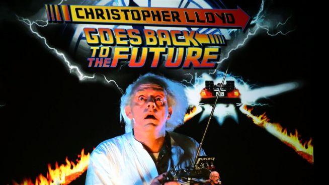 'Back to the Future Day': Was der Film mit Trump zu tun hat