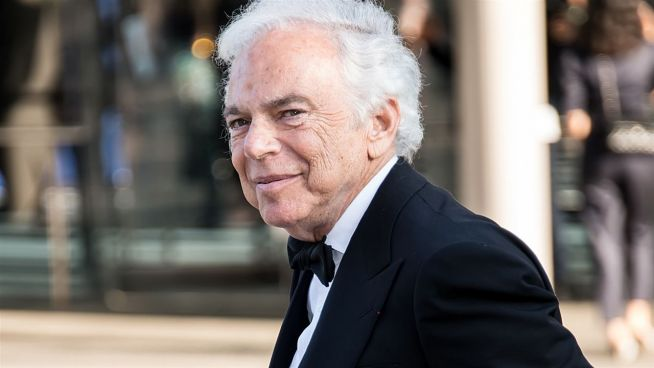 Happy Birthday, Ralph Lauren
