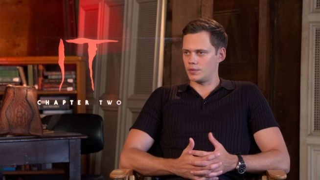 'IT Chapter 2': Interview mit Bill Skarsgård