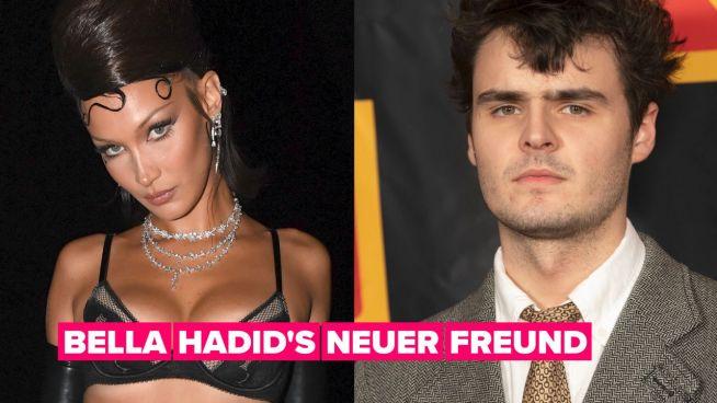 Bella Hadid geht angeblich mit dem Enkel von Jack Nicholson aus