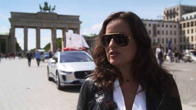 Jade Jagger – verliebt in Berlin